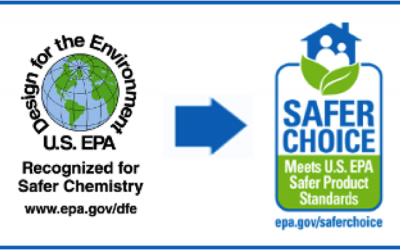 Learn about the new EPA Safer Choice Label for Green Cleaning