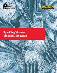 Ware Washing: Sparkling Ware - Tine and Tine Again