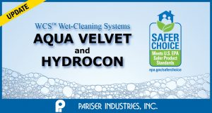 EPA Safer Choice-certified Eco-Friendly Wet-Cleaning Cleaning Products